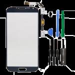 Samsung Galaxy S4 i9500 Scherm Glas Blauw